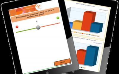 Interactieve, realtime metingen verbeteren CQ-index